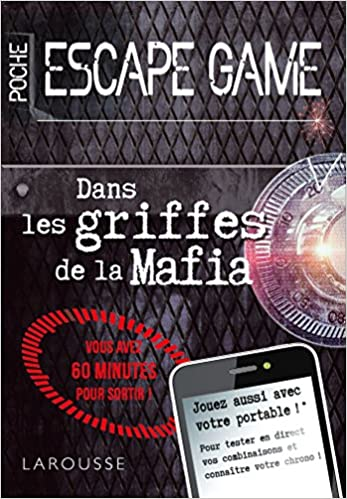 Amazon Fr Escape Game De Poche Dans Les Griffes De La