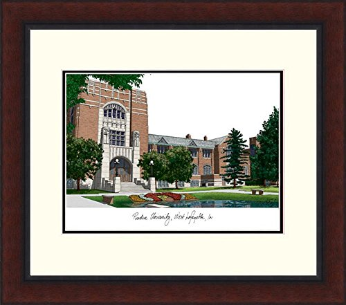 Purdue University Legacy Alumnus by Landmark Publishing