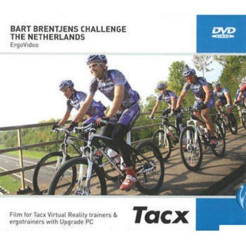 Tacx Real Life Video: Bart Brentjens Challenge ()