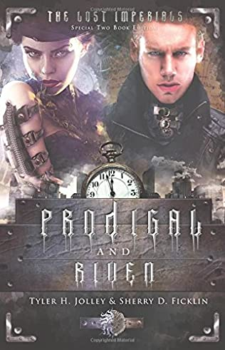 book cover of Prodigal