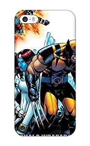 Hot Tpye X-men Case Cover For Iphone 5/5s