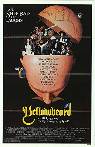 Yellowbeard - Authentic Original 27