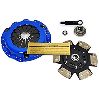 EFT STAGE 3 CLUTCH KIT 6/1987-89 CONQUEST TSI MITSUBISHI STARION ESI 2.6L TURBO