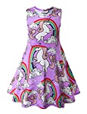 Unicorn Party Supplies Unicorn Dresses Purple 5