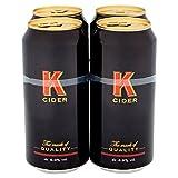 K Premium Apple Cider (24 x 500ml)