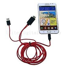 FYL MHL USB HDMI AV TV Cable Adapter For Samsung Galaxy Note 8 GT N5100 N5110 N5120