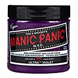 Ultra Violet Purple Manic Panic 4 Oz Hair Dye