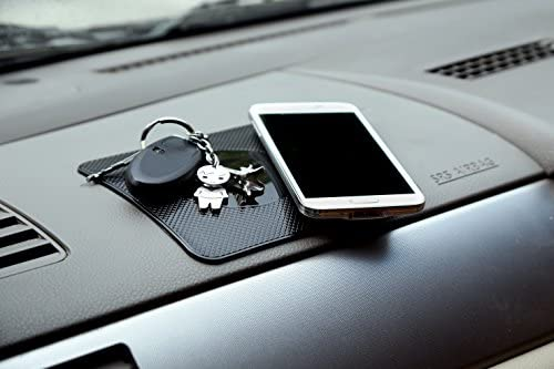 1pcs SUV Car Cell Phone GPS Magnetic Holder Dash Mount Stand Accessories Black