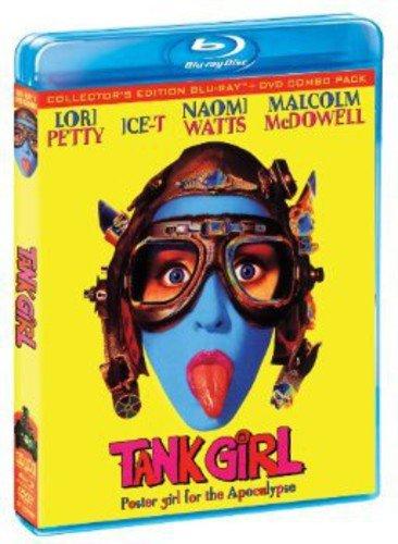 Cha Tank - Tank Girl (Collector's Edition) [Bluray/DVD Combo] [Blu-ray]