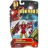 Iron Man 2 Movie Series 6 Inch Exclusive Action Figure Iron Man Mark VI