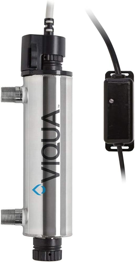 Viqua VT1 Copper Series UV Water Filter System 1gpm - 120 Volt