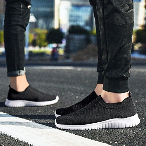 TIOSEBON Women's Athletic Walking Shoes Casual Mesh-Comfortable Work Sneakers 7