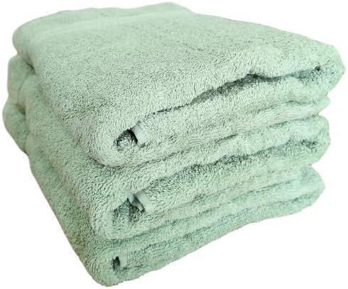 Lujo Marfil toalla de mano (50 x 90 cm 800 gsm, 2 unidades ...