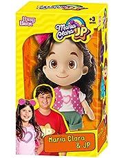 Boneca Maria Clara, Baby Brink, 25 cm