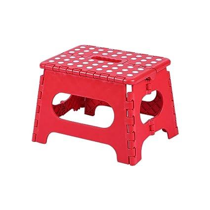 Fabulous Amazon Com Loprt Folding Stool Portable Foldable Step Stool Ncnpc Chair Design For Home Ncnpcorg