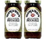 2 Pack - Howard's Piccalilli Green Tomato - 11 Ounces Per Jar