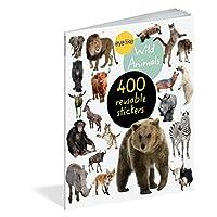 Eyelike Stickers: Wild Animals