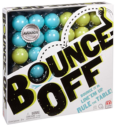 519alXD95DL - Mattel Games Bounce-Off Game
