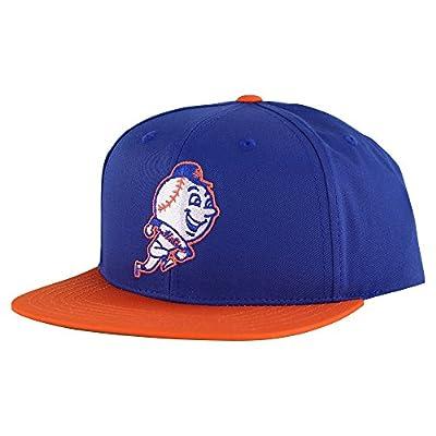 MLB Flat Bill Adjustable Snap Back Hat