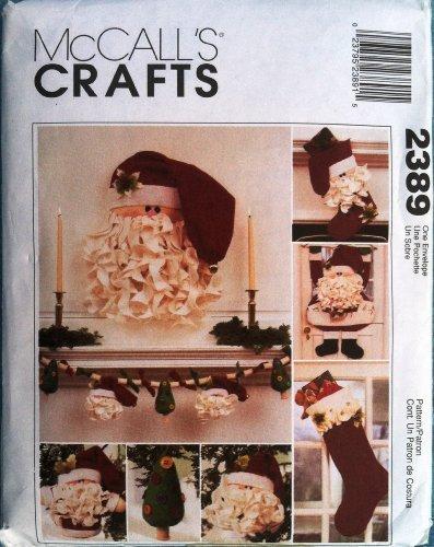 Uncut Mccalls Craft Pattern - 4