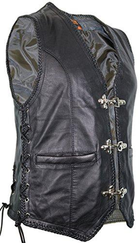 MDM - Manteau sans manche - Sans Manche - Femme Noir noir