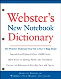 Webster's New Notebook Dictionary, Agnes, Michael E., 076459849X