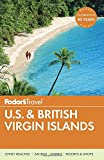 img - for Fodor's U.S. & British Virgin Islands (Full-color Travel Guide) book / textbook / text book