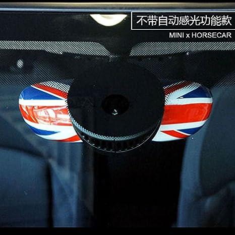 R61,/R60,/R55/R56,/R57,/R58,/R59,/F54,/F55,/F56,/F57,/F60 toit rigide Coques de r/étroviseur int/érieur LVBAO berline Countryman Clubman Pour MINI Cooper ONE//S//JCW