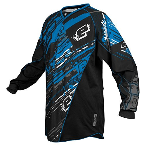 Planet Eclipse Rain Jersey - Ice - XL