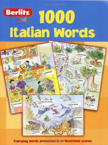1000 Italian Words (1000 Words)