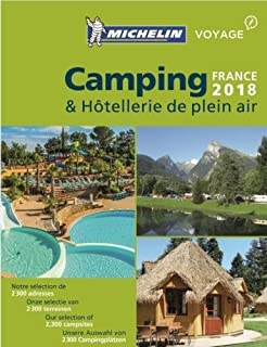 Camping france 2016 (michelin camping guides): 9782067208841.