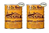 Cafe Du Monde Coffee with Chicory, 15-Ounce (Pack of 2) (2 Pack)