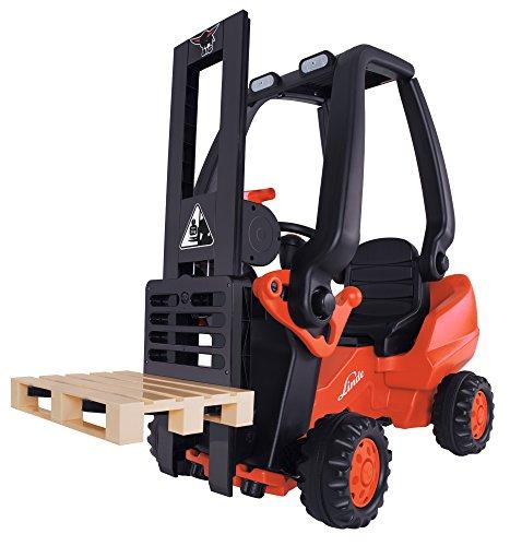Forklift Battery for Linde E25C/600(48v/30) (24-85-19) Reviews & Details