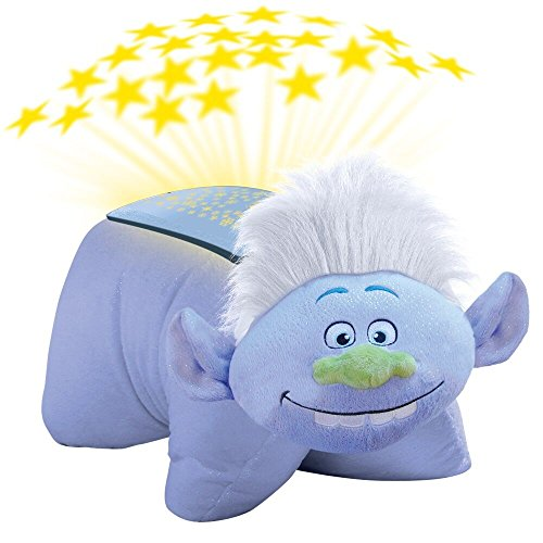 Pillow Pets Dreamworks Trolls Dream Lites - Guy Diamond Stuffed Animal Plush Toy Plush