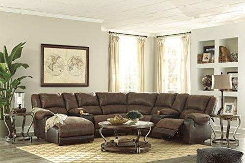 nantahala contemporary coffee sectional sofa