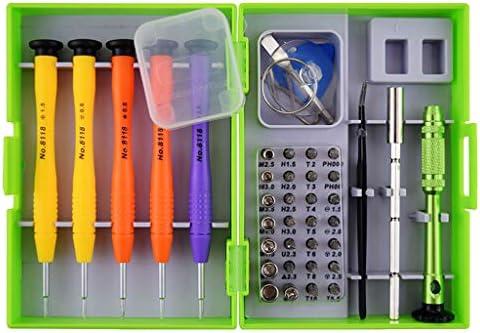 多機能 修理工具セット(40個入) 精密ドライバ 携帯電話修理 開腹 スクリュードライバー