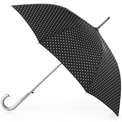 totes Water Resistant Stick Umbrella Swiss
