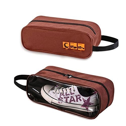 American Trends Handle Portable Shoe Bag Packing and Luggage Organizer Pouch - Creek City Stores Mall