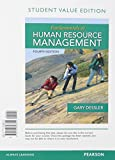 img - for Fundamentals of Human Resource Management, Student Value Edition Plus MyManagementLab with Pearson eText -- Access Card Package (4th Edition) by Gary Dessler (2015-05-29) book / textbook / text book