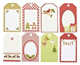 Martha Stewart Crafts Cottage Christmas Tag Pad