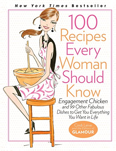 100 Recipes Every Woman Should Know: Engagement Chicken and 99 Other Fabulous Dishes to Get You Everything You Want in Life (Recipe Box Chicken)