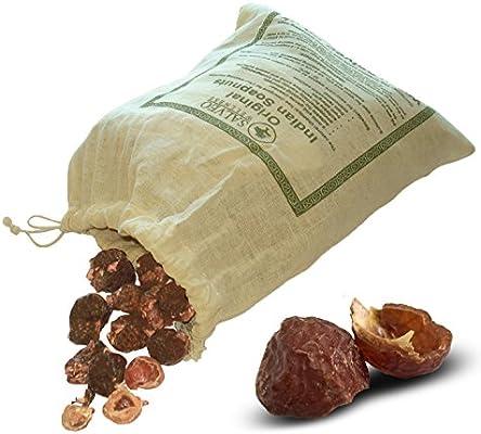 Salveo Natural indio Nueces de jabón 1 kg - Detergente ecológico ...