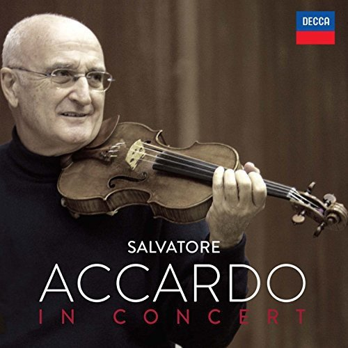 CD : Accardo Salvatore - In Concert (Italy - Import, 6PC)