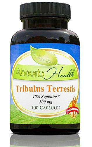 Absorb Health Tribulus Terrestris Capsules