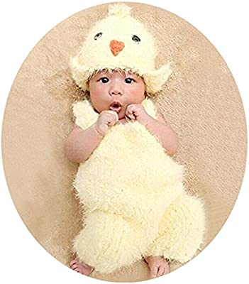 Recién nacido Bebé Niño Niña fotografía Foto tiro Requisiten Outfits ...
