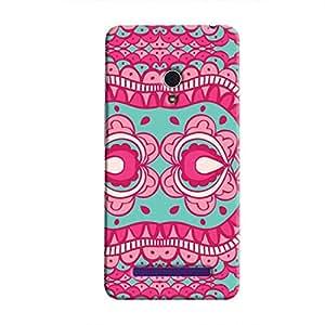 Cover It Up - Indian P&T Design Zenfone 6Hard Case