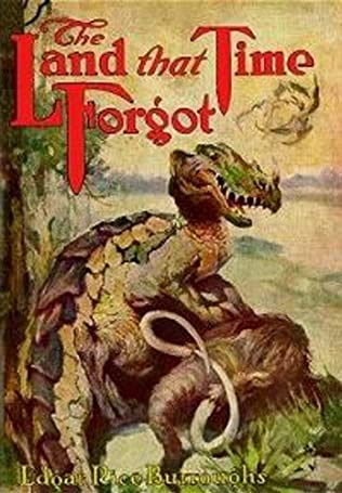 book cover of The Land That Time Forgot