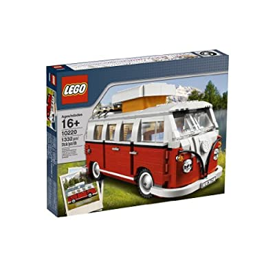 Lego Creator Volkswagen T1 Camper Van 10220 from LEGO