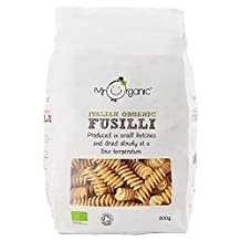 Mr Organic Fusilli - 500g (1.1lbs)