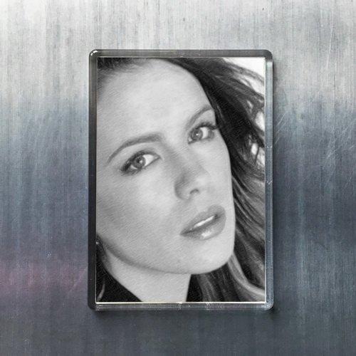 Seasons Kate Beckinsale - Original Art Fridge Magnet #js006